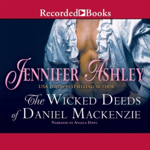 The Wicked Deeds of Daniel Mackenzie audiobook by Jennifer Ashley & Allyson James