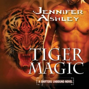 Tiger Magic audiobook by Jennifer Ashley & Allyson James