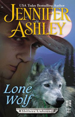 Lone Wolf by Jennifer Ashley