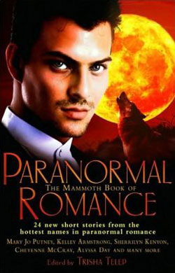 Mammoth Book of Paranormal Romance