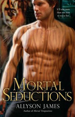 Mortal Seductions by Allyson James