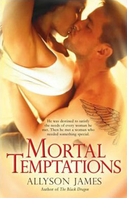 Mortal Temptations by Allyson James