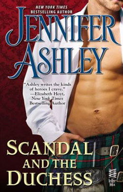 Scandal and the Duchess by Jennifer Ashley