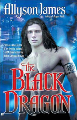 The Black Dragon by Allyson James