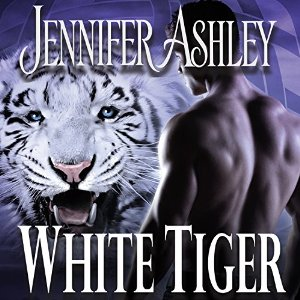 White Tiger audiobook by Jennifer Ashley & Allyson James