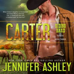 Carter audiobook by Jennifer Ashley & Allyson James
