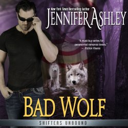 Bad Wolf audiobook by Jennifer Ashley & Allyson James