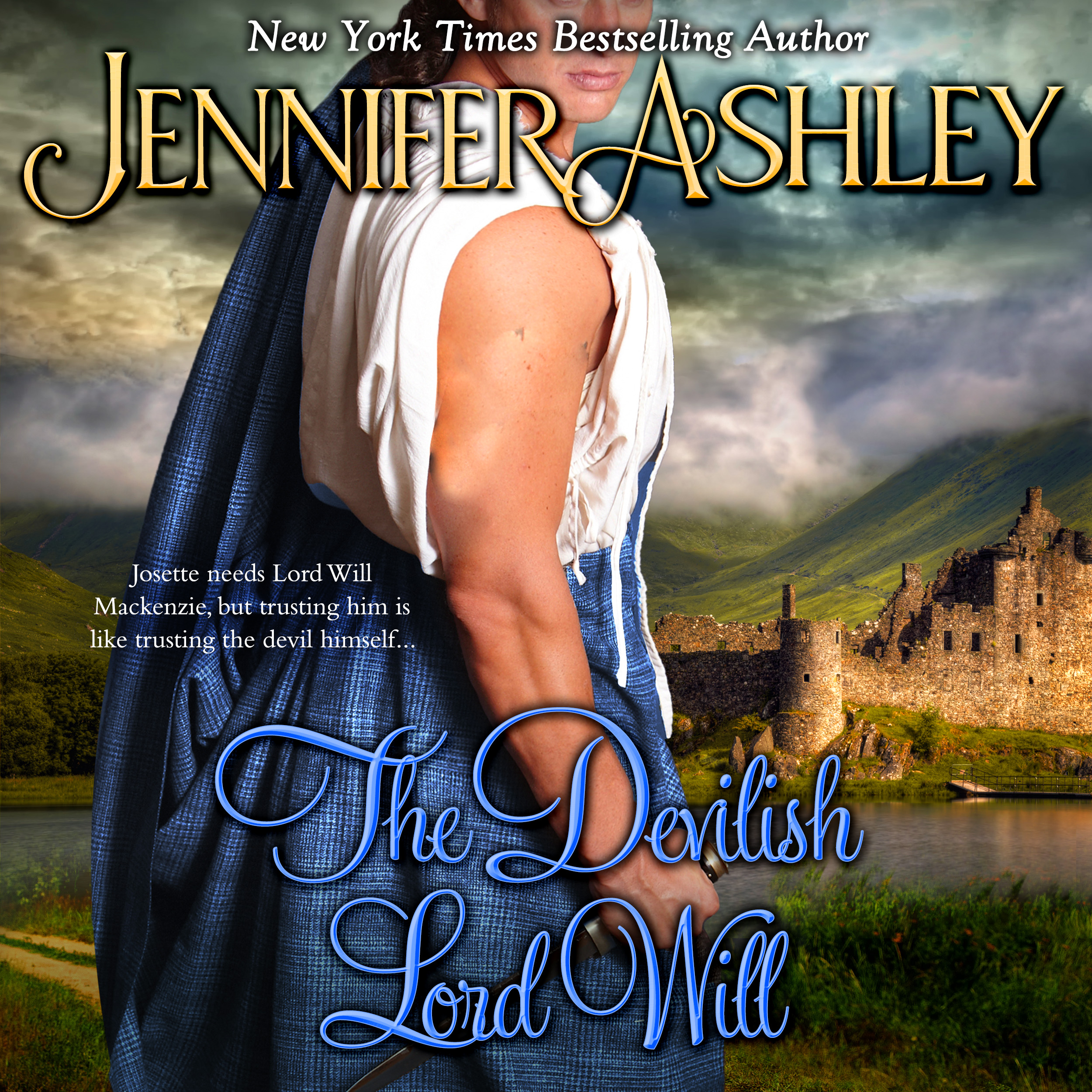 The Devilish Lord Will audiobook by Jennifer Ashley & Allyson James