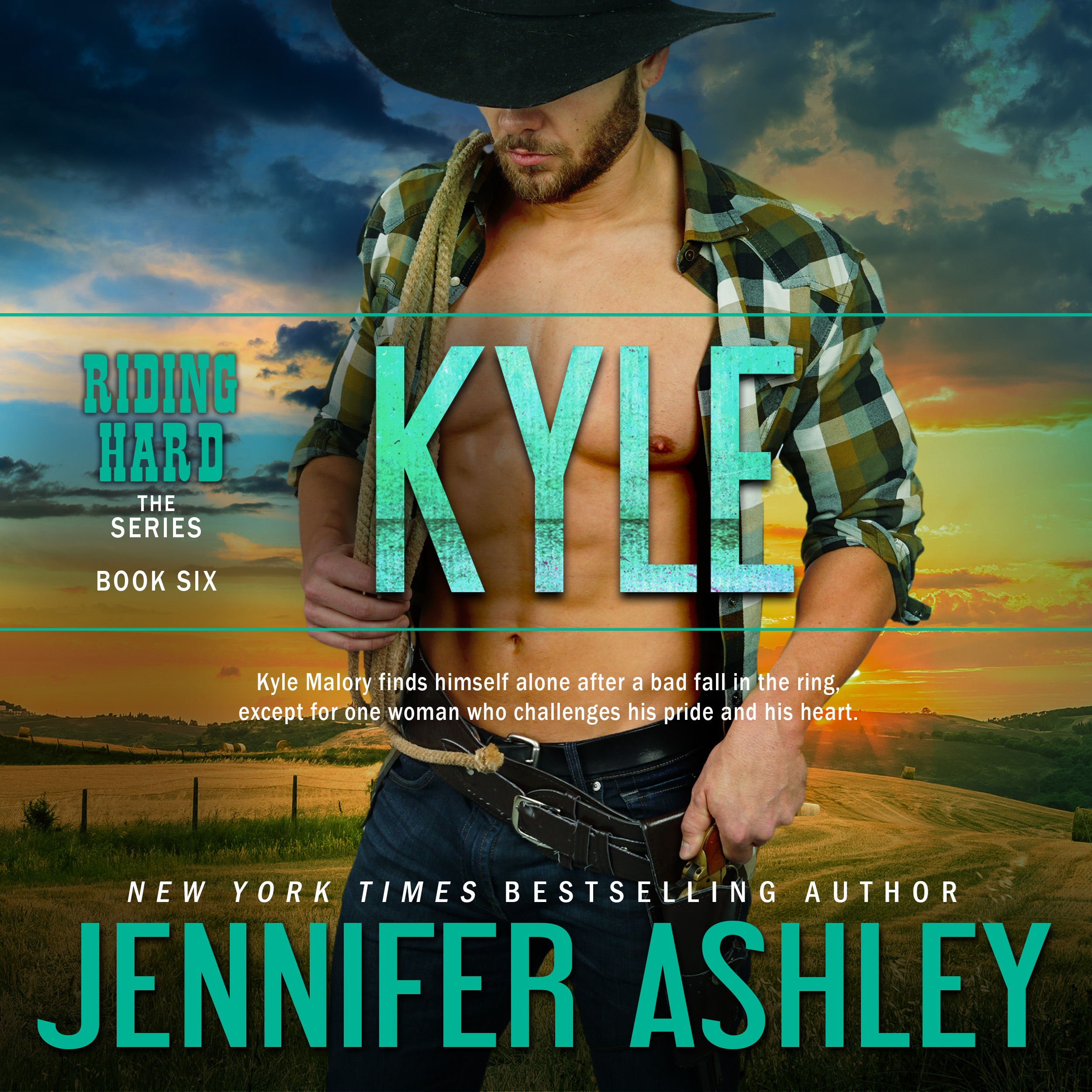 Kyle audiobook by Jennifer Ashley & Allyson James