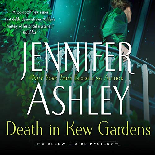 Death in Kew Gardens audiobook by Jennifer Ashley & Allyson James