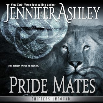 Pride Mates audiobook by Jennifer Ashley & Allyson James