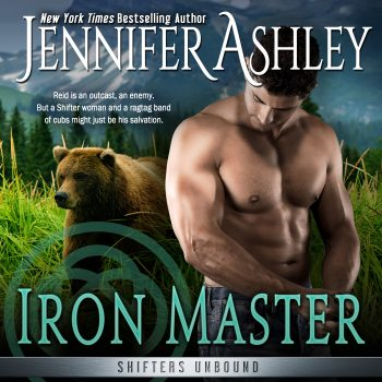 Iron Master audiobook by Jennifer Ashley & Allyson James