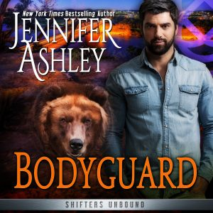Bodyguard audiobook by Jennifer Ashley & Allyson James
