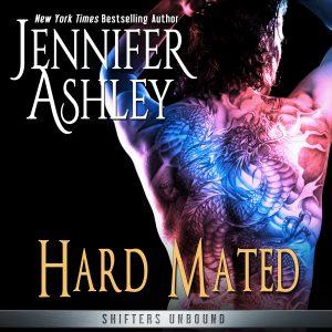 Hard Mated audiobook by Jennifer Ashley & Allyson James