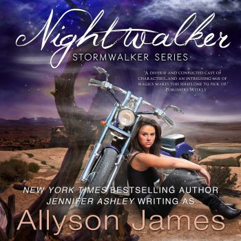Nightwalker audiobook by Jennifer Ashley & Allyson James