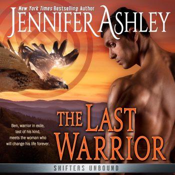 The Last Warrior audiobook by Jennifer Ashley & Allyson James