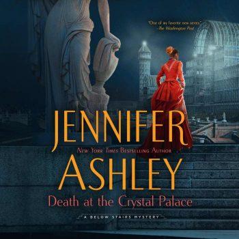Death at the Crystal Palace audiobook by Jennifer Ashley & Allyson James
