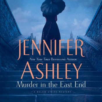 Murder in the East End audiobook by Jennifer Ashley & Allyson James
