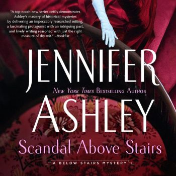 Scandal Above Stairs audiobook by Jennifer Ashley & Allyson James