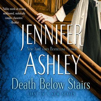 Death Below Stairs audiobook by Jennifer Ashley & Allyson James